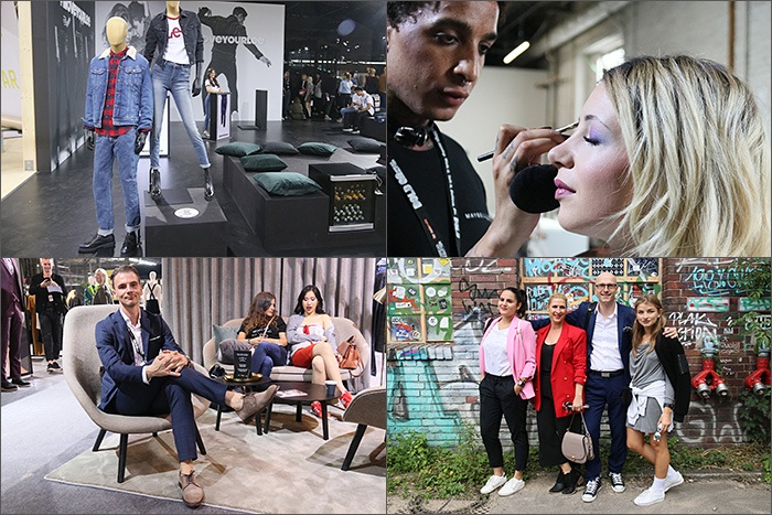 Impressionen der Bread & Butter by Zalando Berlin