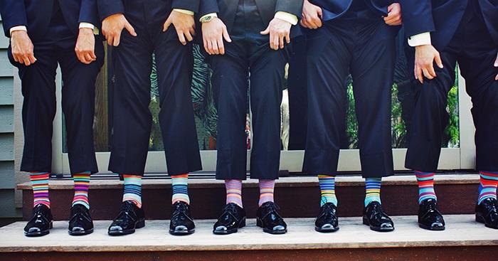 Fashion Men - bunte Socken