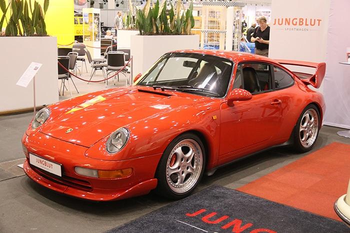 Porsche 911 - Tyo 993 Oldtimermesse Hamburg