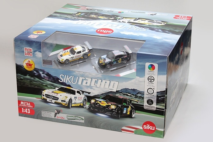 SIKU-racing GT Challenge Set