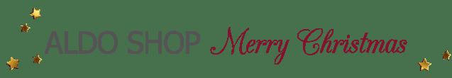 ALDO SHOP Merry Christmas