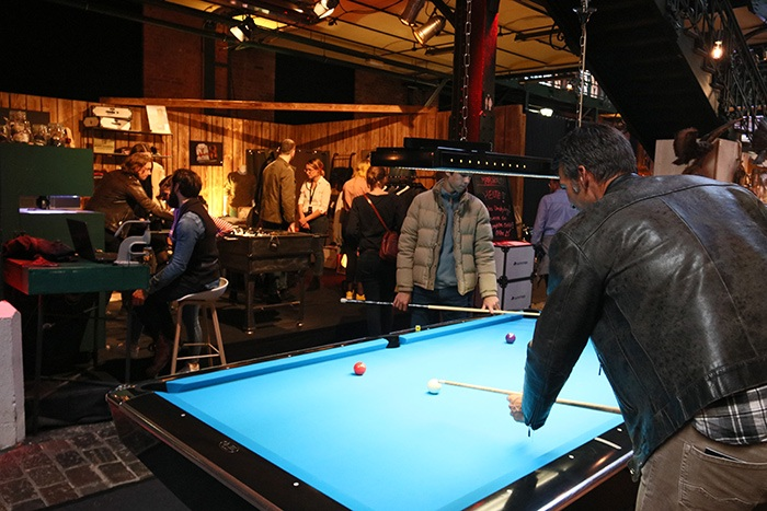 Mans World Hamburg 2017 - Billiard