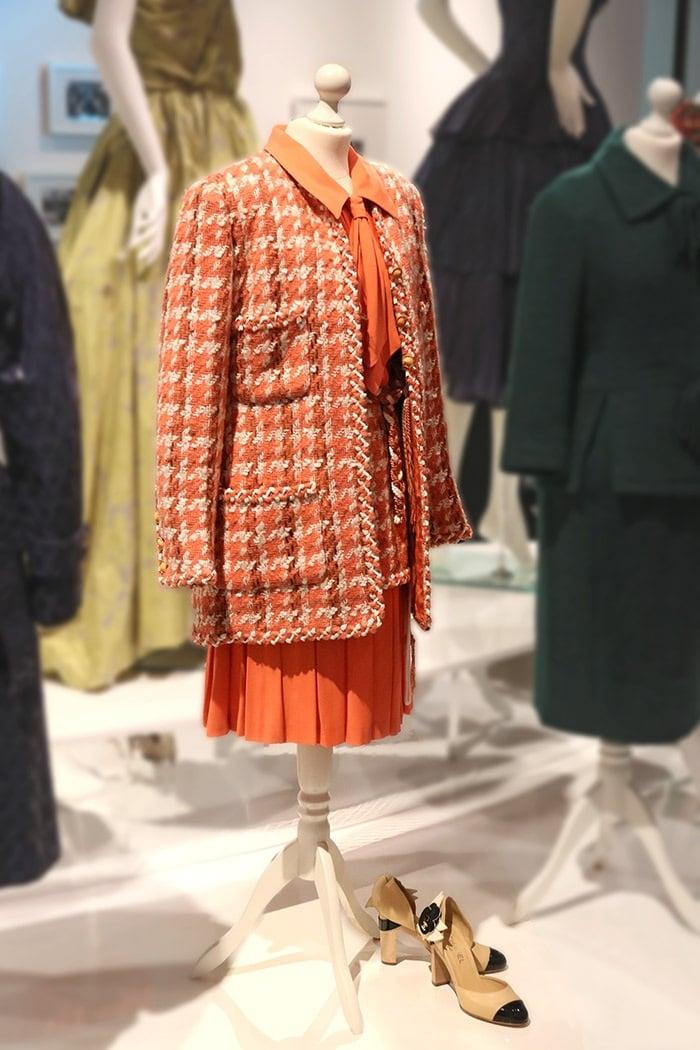 Chanel Trois-pièces Kostüm 1980