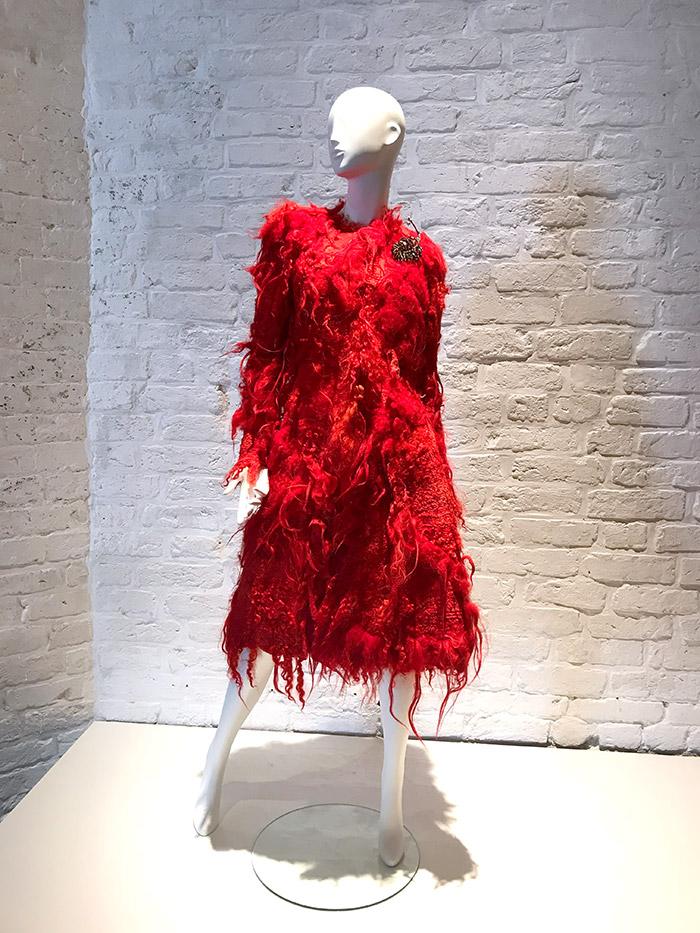 Christian Lacroix Mantel, Paris, Haute Couture 2002