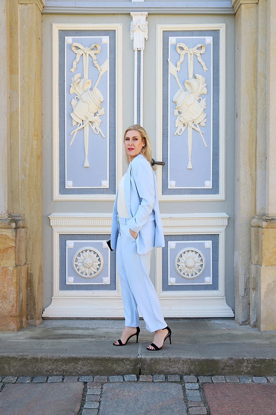 Business Outfit Hosenanzug Relana Dombetzki ALDO Magazin