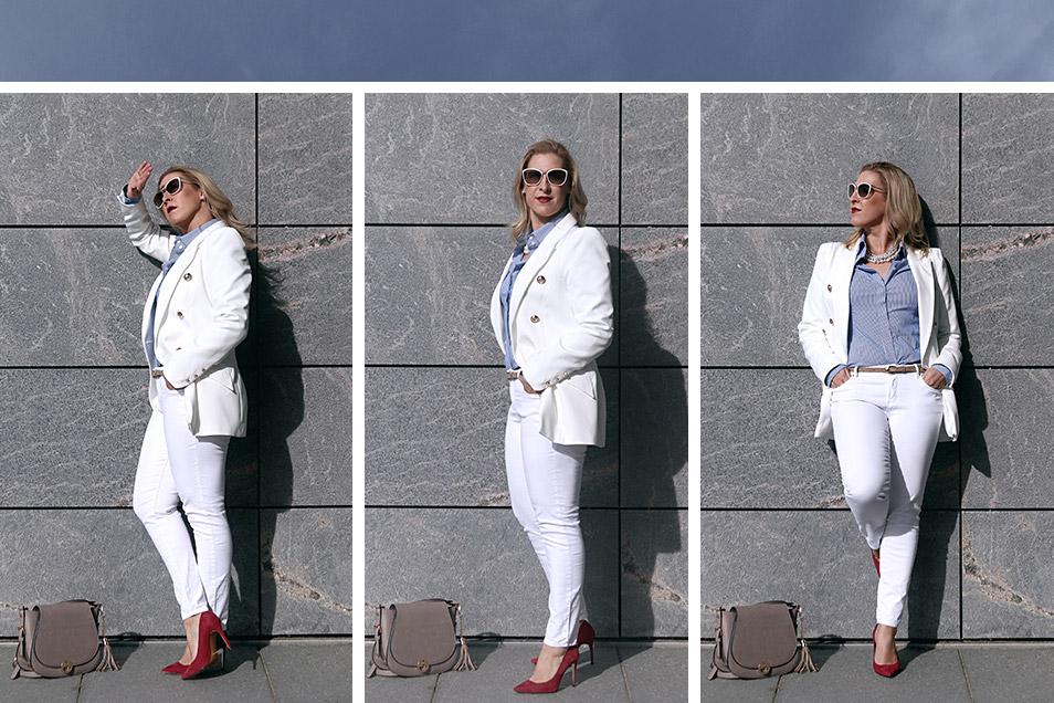 Modetrend Blazer Relana Dombetzki ALDO Magazin
