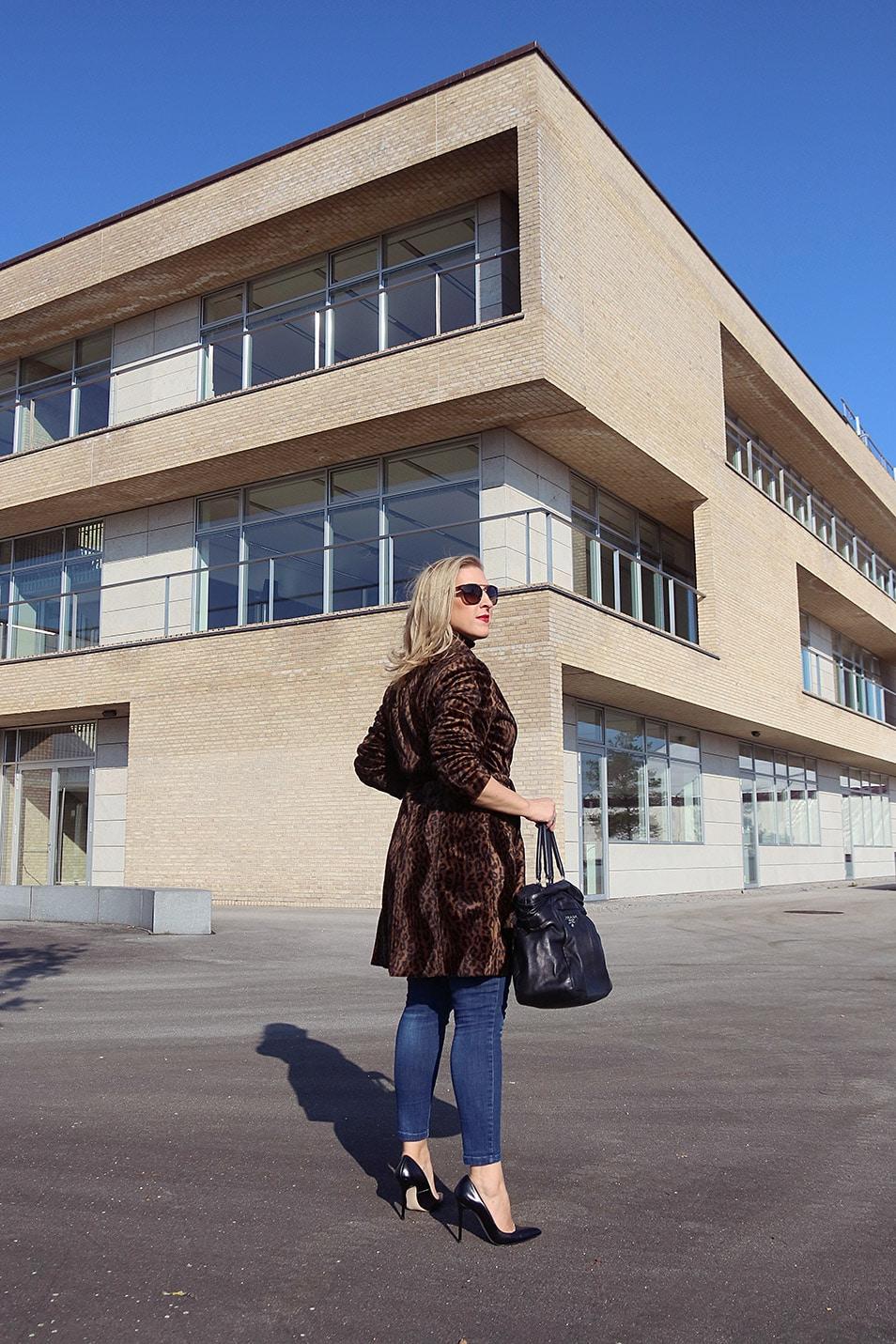 Leo Mantel Relana Dombetzki ALDO Magazin