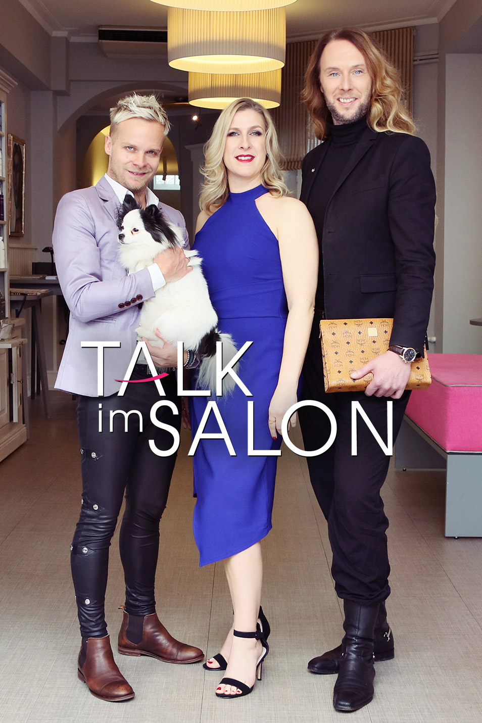 Team Talk im Salon ALDO Magazin