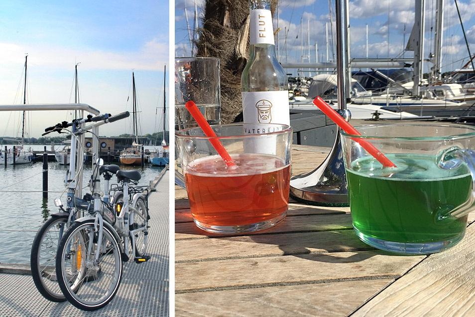 Hafen Schleswig Bistro Relana Dombetzki ALDO Magazin