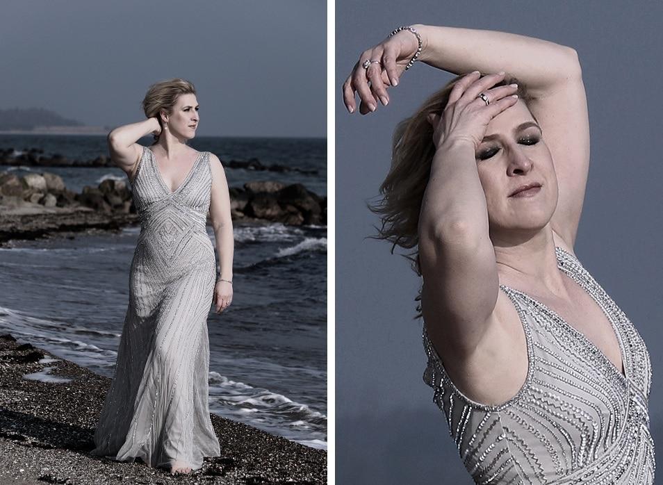 Silvester Outfit Abendkleid Collage Relana Dombetzki ALDO Magazin