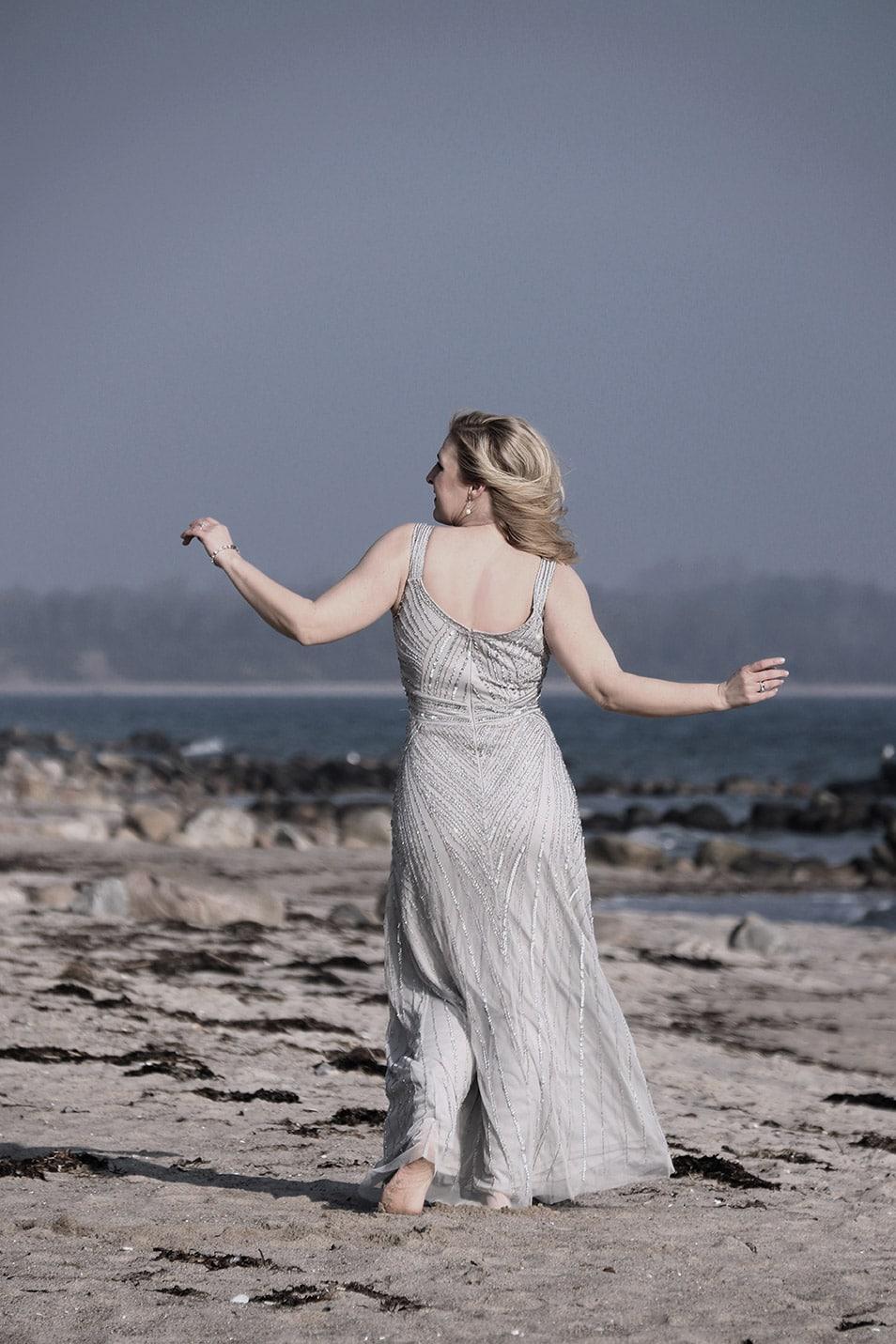 Silvester Outfit Abendkleid Style Relana Dombetzki ALDO Magazin