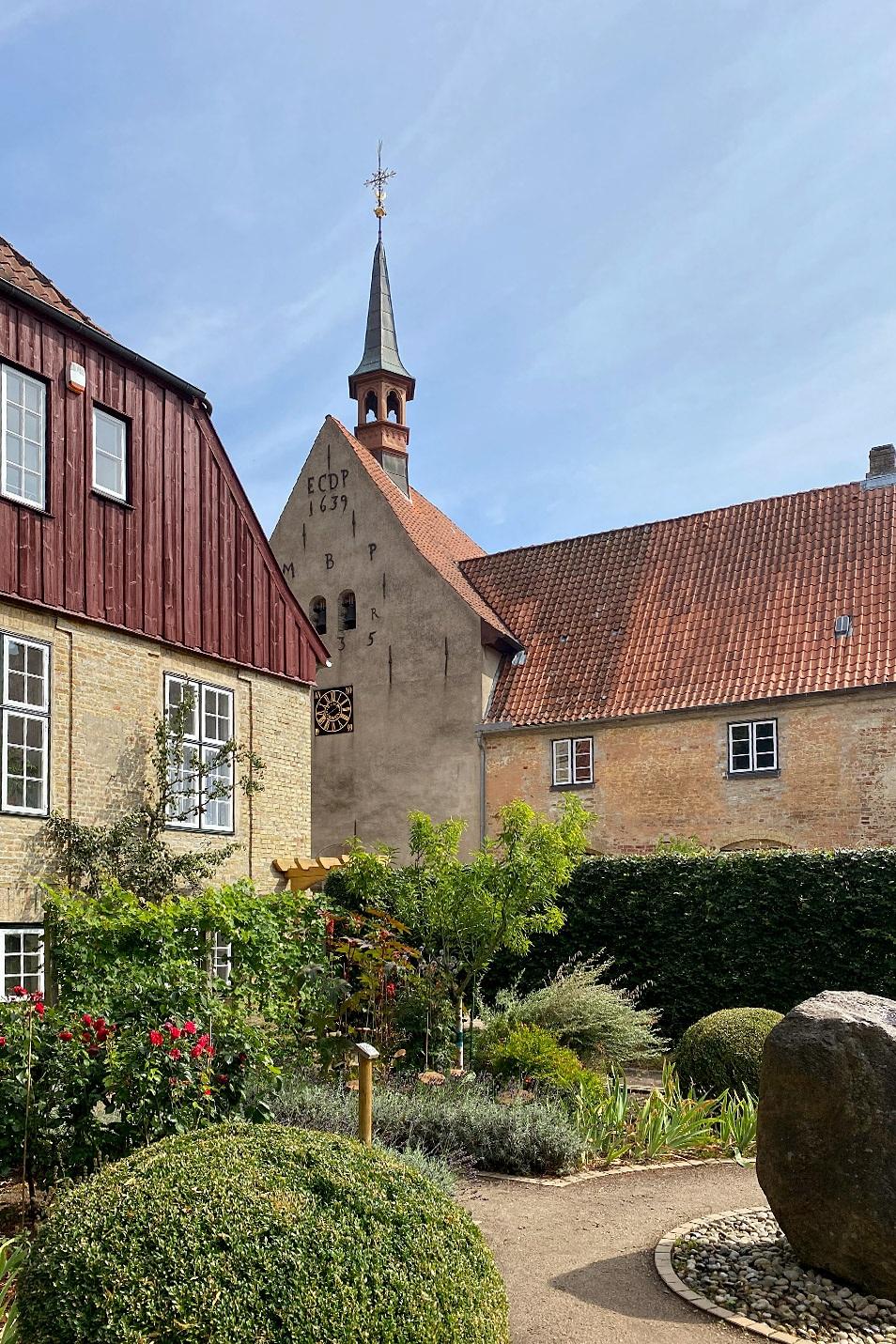 St. Johanniskloster Bibelgarten Schleswig Relana Dombetzki ALDO Magazin