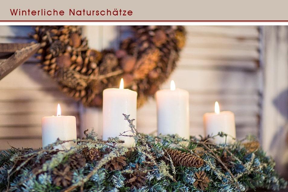 Adventskranz Weihnachten Relana Dombetzki ALDO Magazin