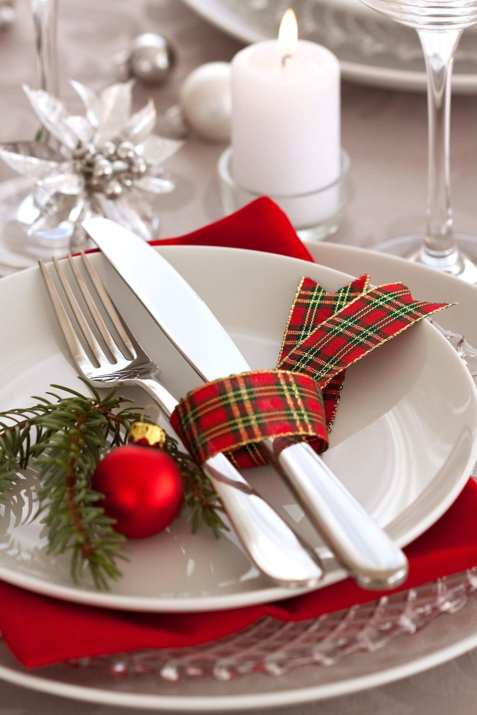 Gedeck Weihnachten Relana Dombetzki ALDO Magazin