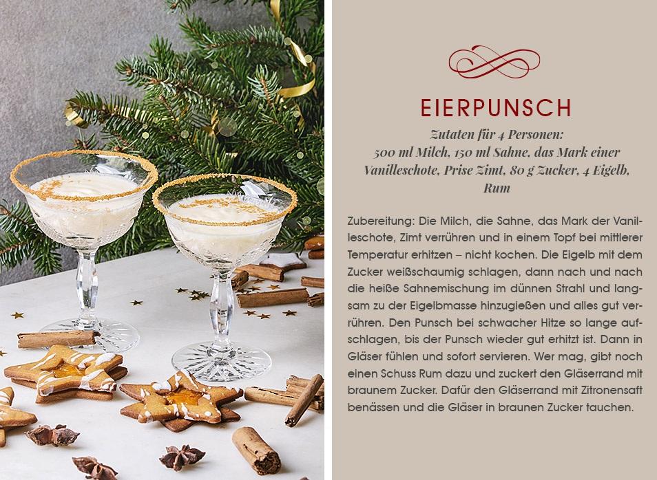 Rezept Eierpunsch Weihnachten Relana Dombetzki ALDO Magazin