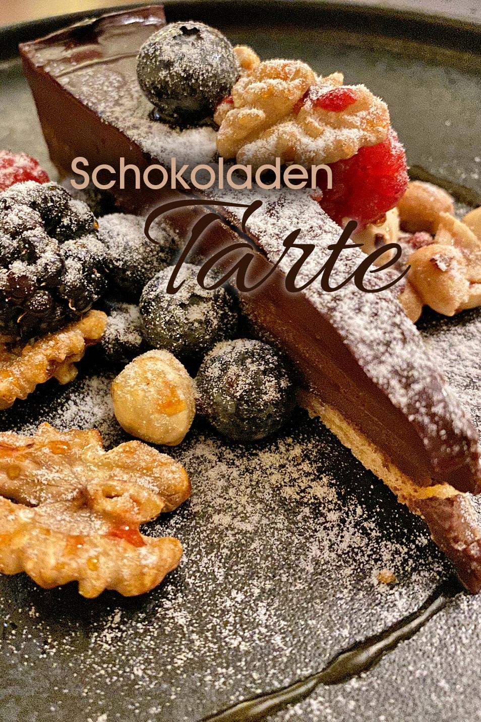 Rezept Schokoladentarte Relana Dombetzki ALDO Magazin