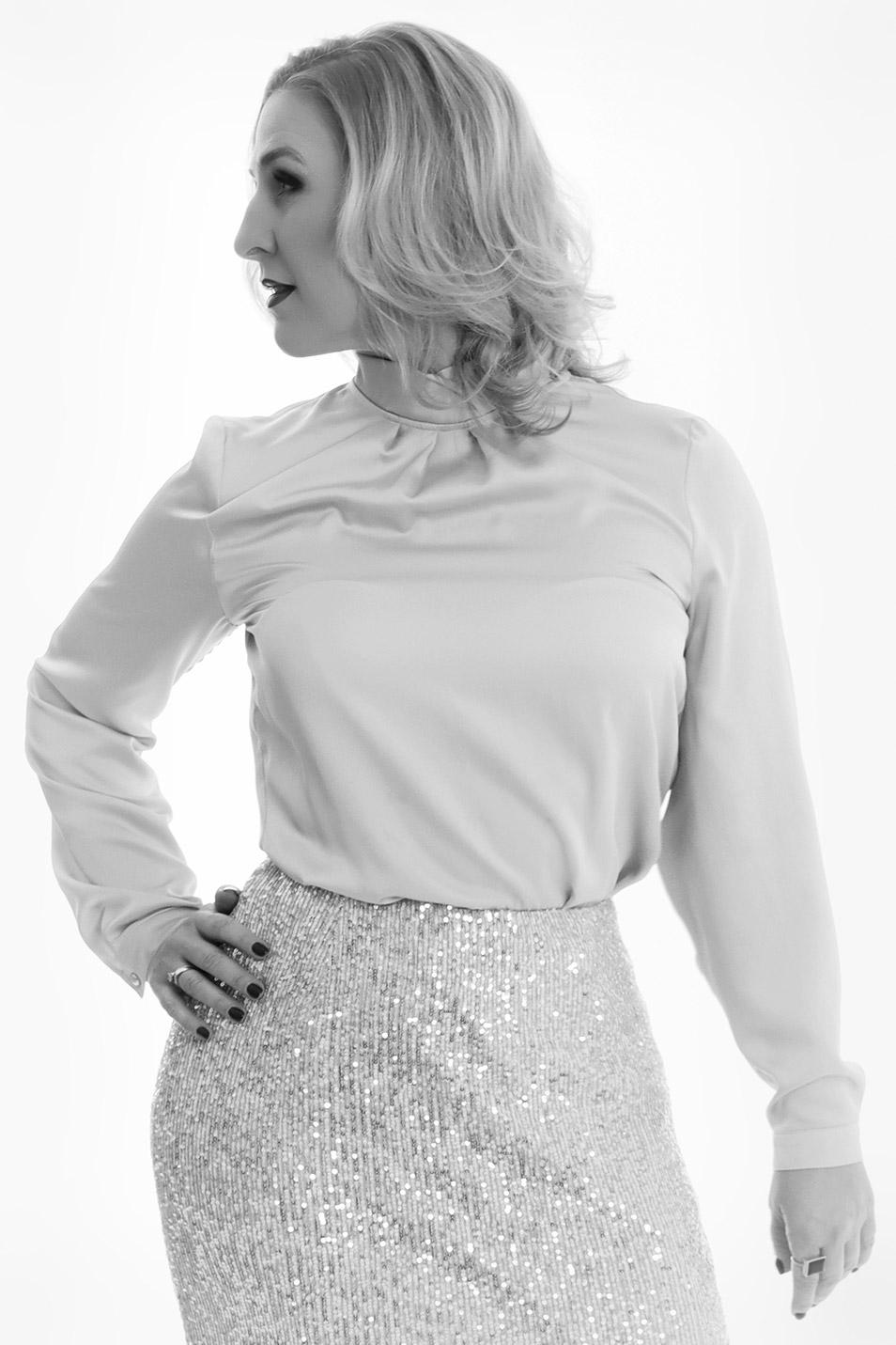 Outfit Weihnachten Relana Dombetzki ALDO Magazin